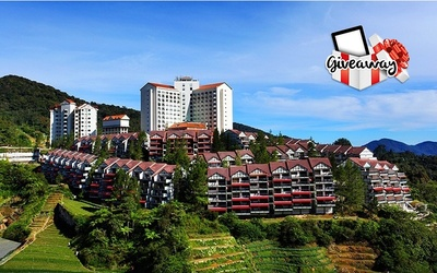 Cameron Highlands: 2D1N Stay in Superior Room for 2 People with 1 Entry to Lucky Draw