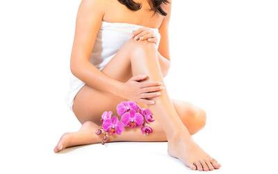 30-Minute Half Legs Waxing for 1 Person (3 Sessions)