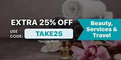 Fave Sale 25%