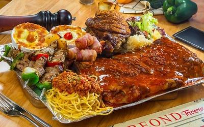 Pork Lover Platter for 4 People
