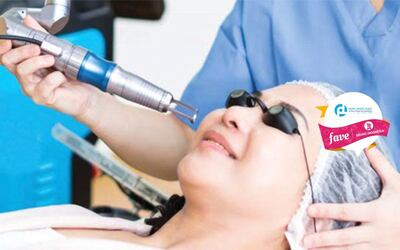 5x Pure Photo Laser Treatment