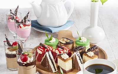 (Saturday - Sunday) High Tea Buffet for 1 Person