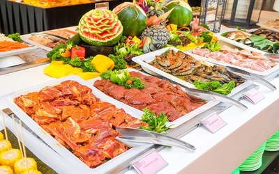 (Saturday) BBQ Buffet Dinner for 1 Person